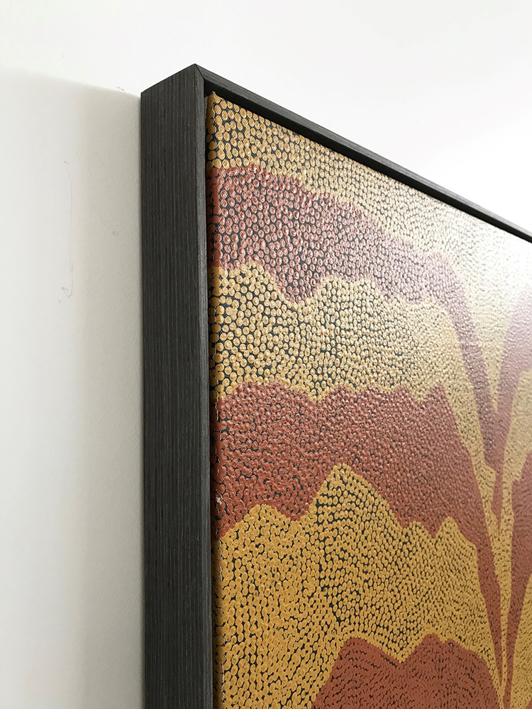 Canvas stretching and framing – Pickwick Picture Framers